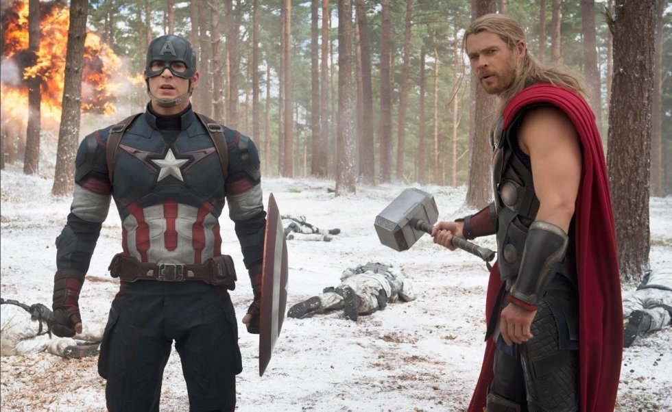 Anmeldelse af The Avengers: Age Of Ultron