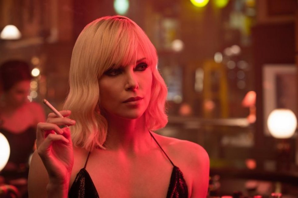 Atomic Blonde: Historietime med action-twist