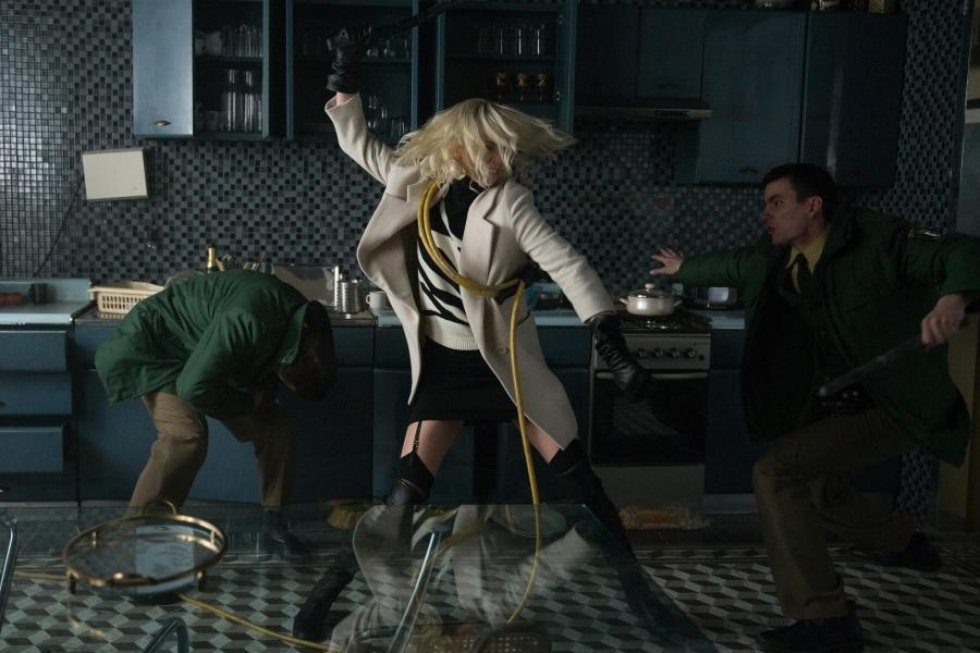 UIP - Atomic Blonde: Historietime med action-twist