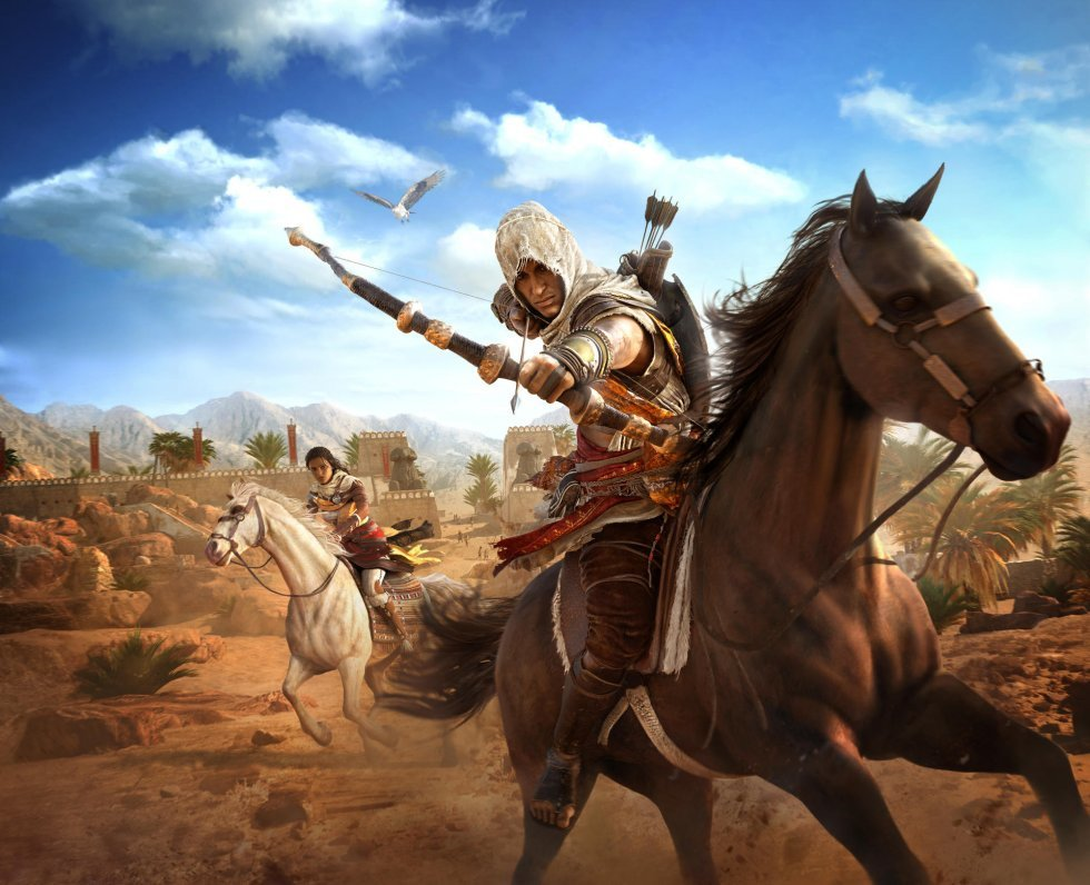 Ubisoft - Hands-on med Assassin's Creed: Origins - lever det op til hypen?