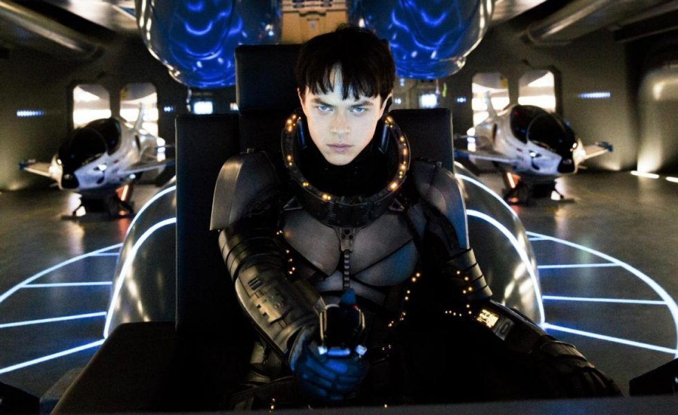 UIP - 'Valerian and the City of a Thousand Planets' er en mærkelig og mislykket film
