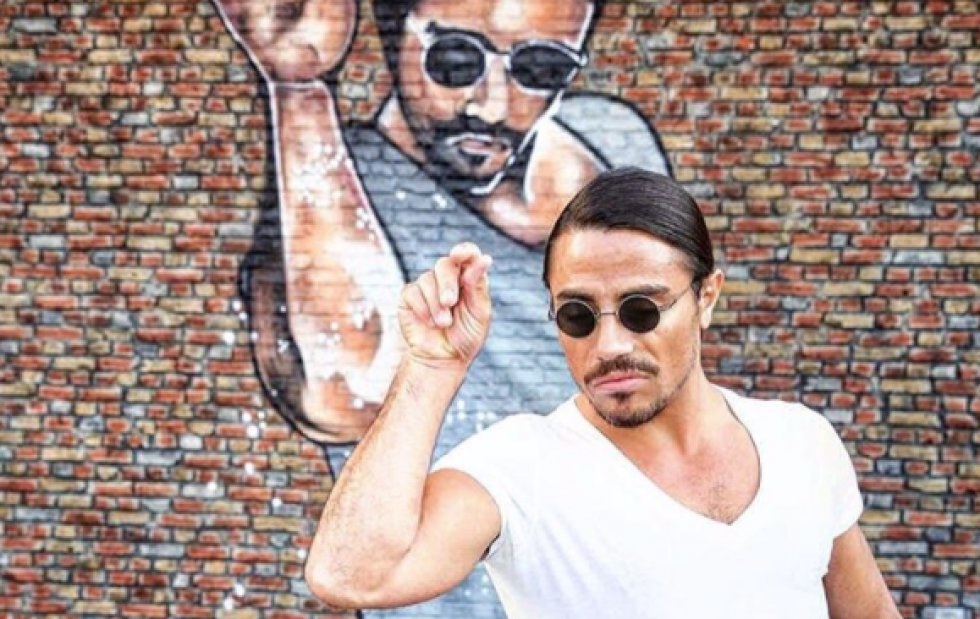 Salt Bae åbner restaurant i New York