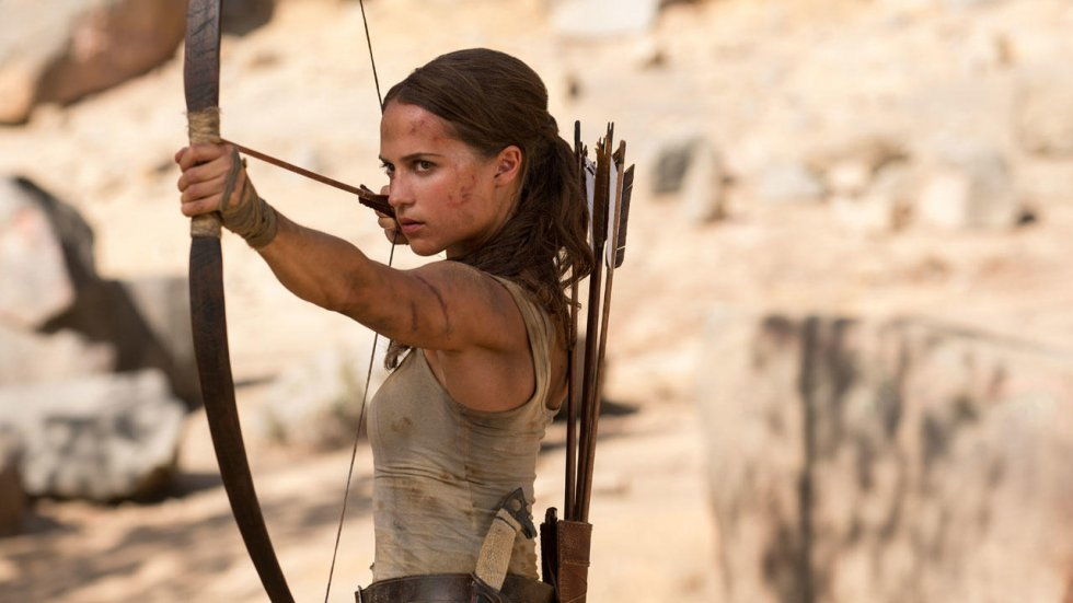 Alicia Vikander er bad-ass i den nye trailer til Tomb Raider