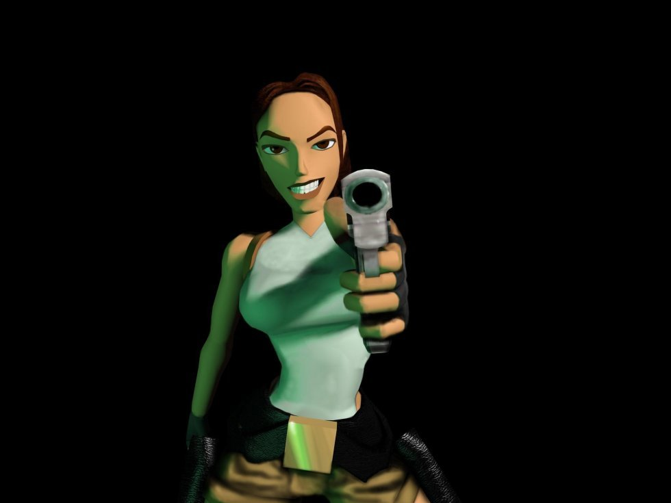 Tomb Raider (1996) - Lara Croft: 22 år
