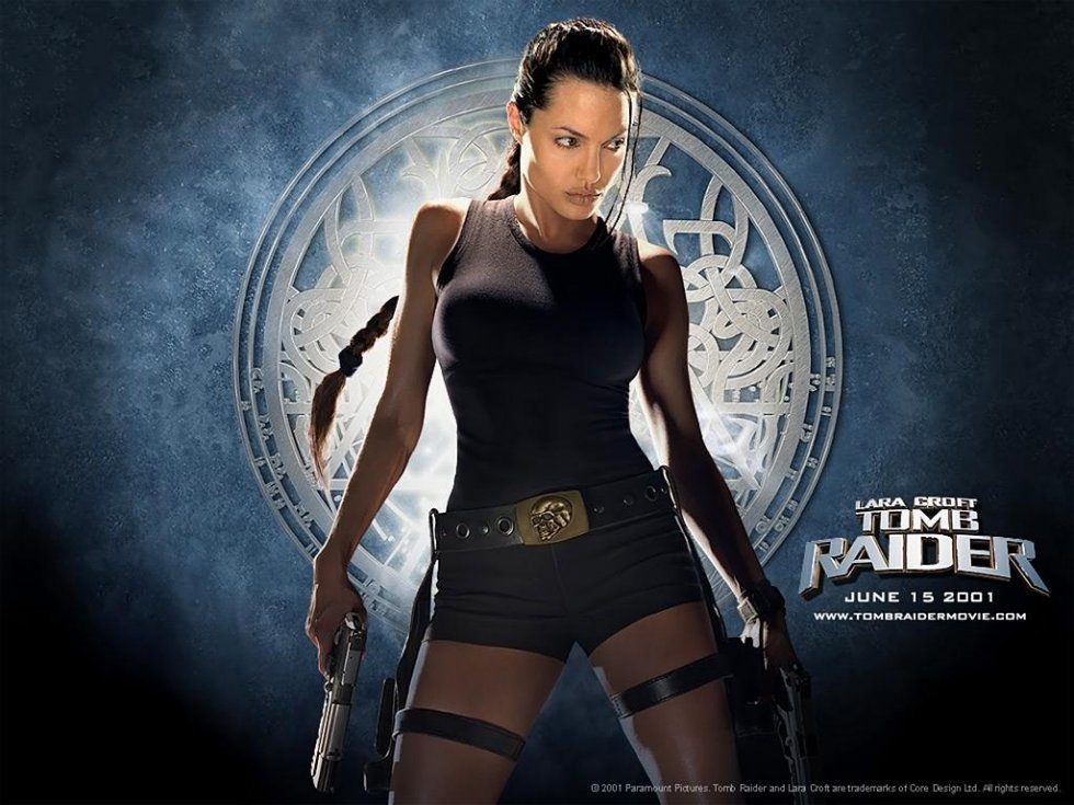 Lara Croft: Tomb Raider (2001) - Lara Croft: 22 år