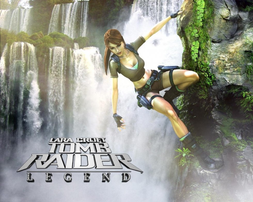 Tomb Raider Legend (2006) - Lara Croft: 22 år