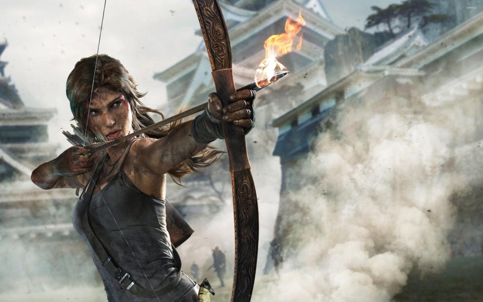 Rise of the Tomb Raider (2015) - Lara Croft: 22 år