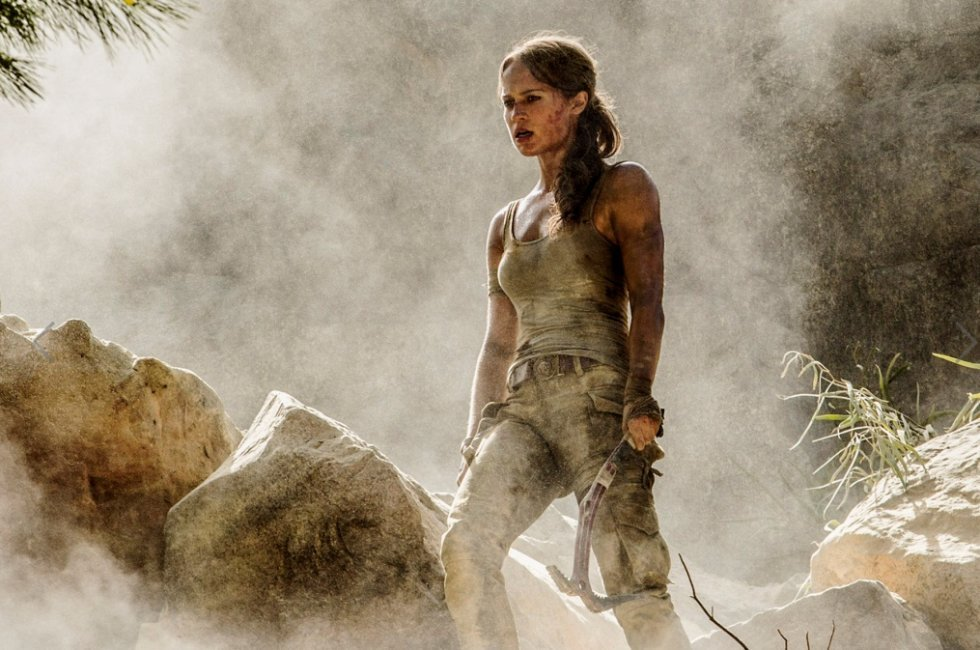 Tomb Raider (2018) - Lara Croft: 22 år