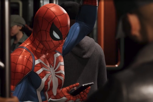 Vi livestreamer Spider-Man PS4 fra klokken 14.00