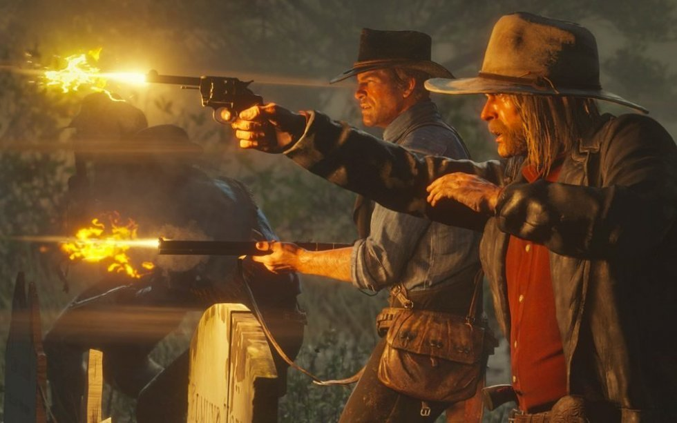 Red Dead 2 Online byder på Battle Royale med 32 cowboys i dødskamp