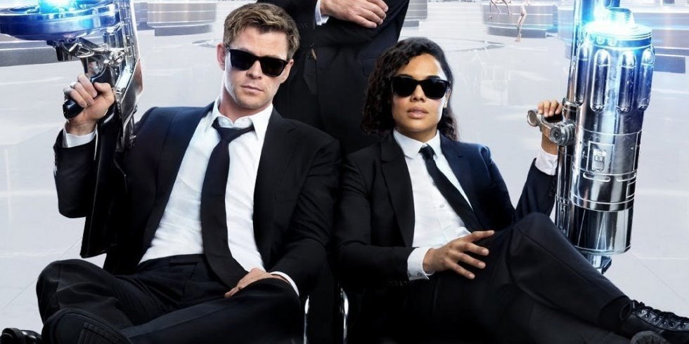 Første trailer til Men In Black 4