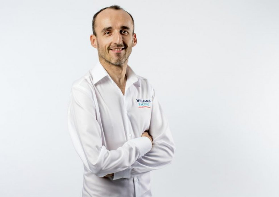 Robert Kubica - Foto: Williams Racing - De nye drenge i Formel 1-klassen