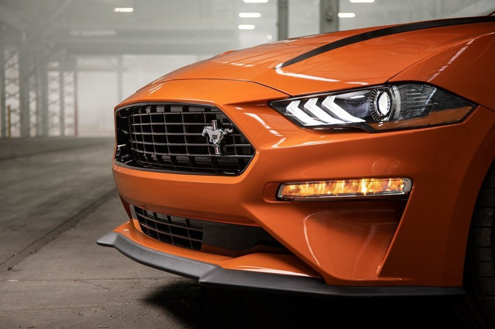 Ford løfter sløret for Mustang 2020 High Performance