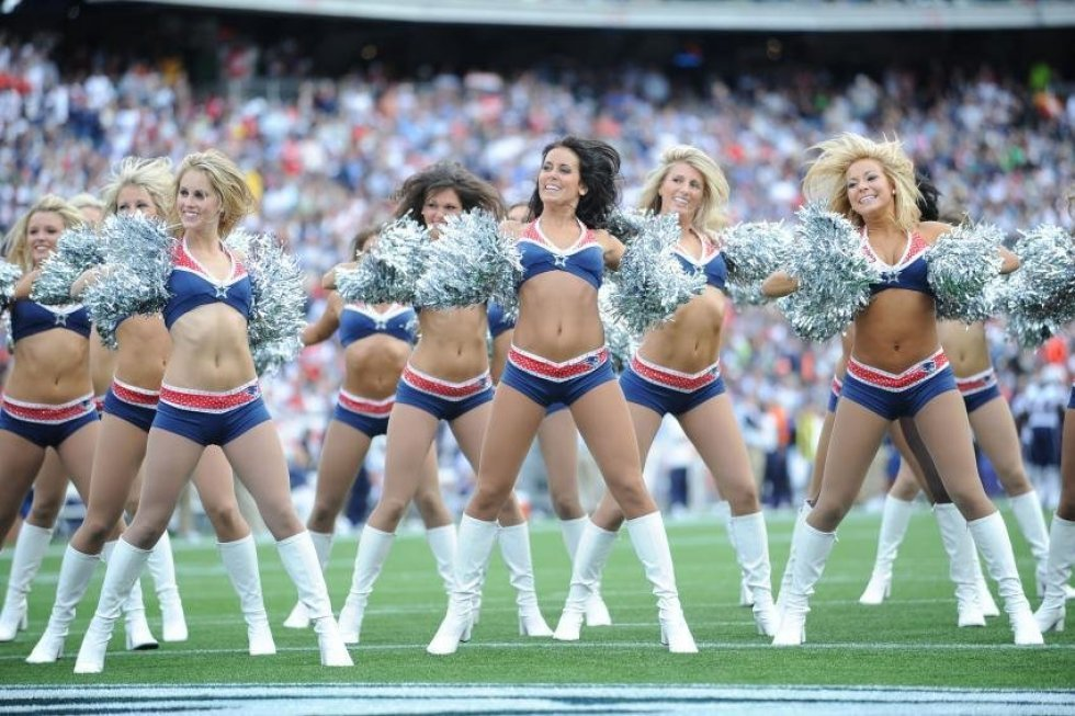 Cheerleaders: Patriots Cheerleaders