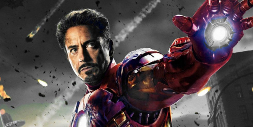 Så meget tjente Robert Downey Jr. i Iron Man (2008) vs. Infinity War (2018)