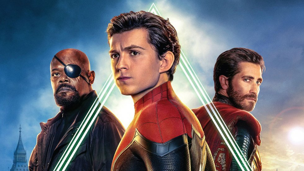 Spider-Man: Far From Home [Anmeldelse]