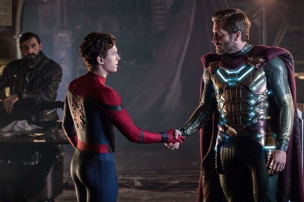 Sony Pictures - Spider-Man: Far From Home [Anmeldelse]