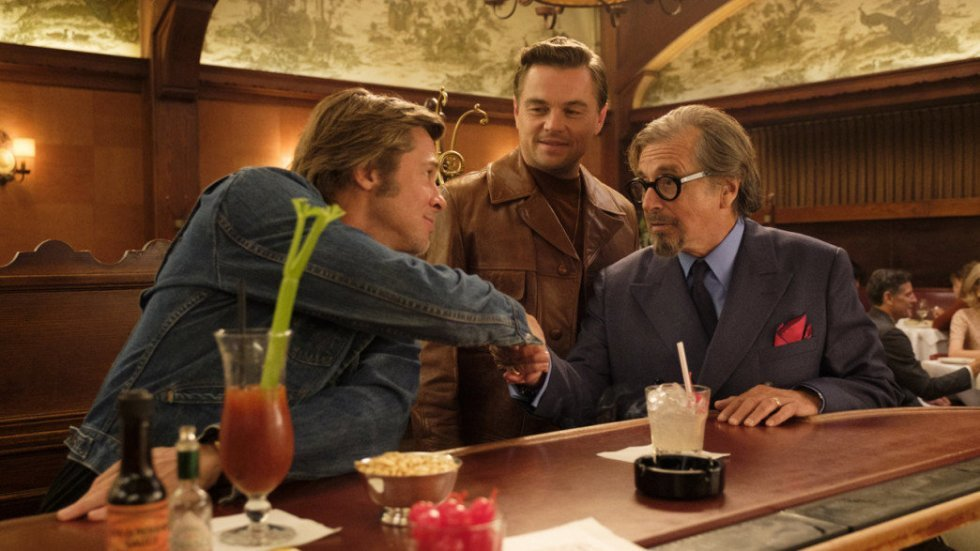 Once Upon a Time.. in Hollywood (Anmeldelse)