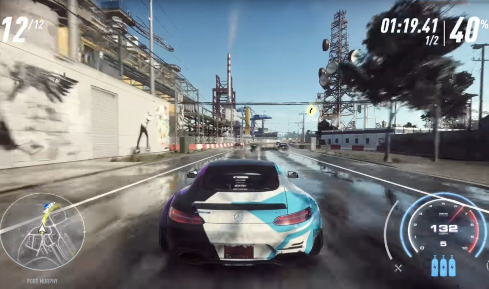Spritny Need for Speed Heat-trailer viser den imponerende grafik