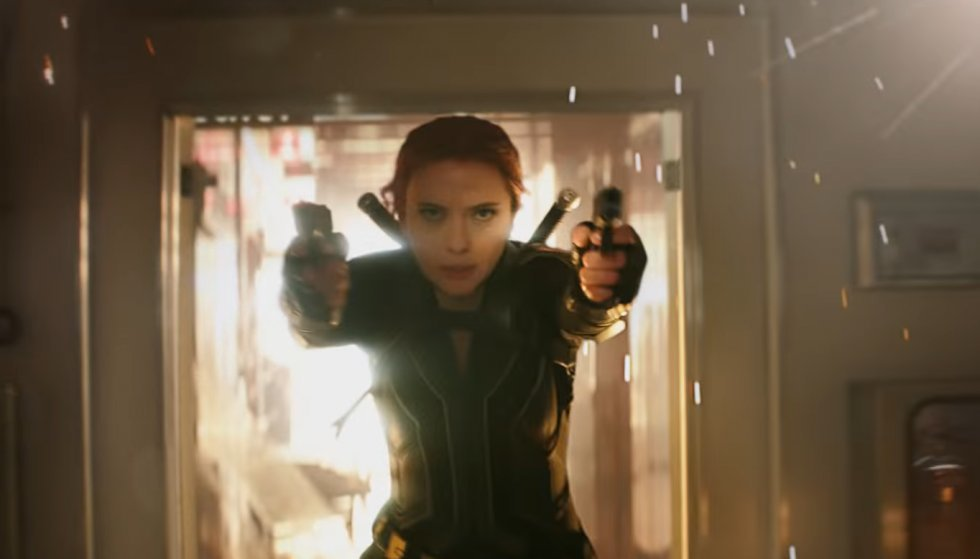 Ny Black Widow-trailer afslører filmens store badguy