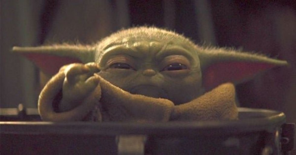 Buy me, you must - Din egen baby Yoda wingman er landet