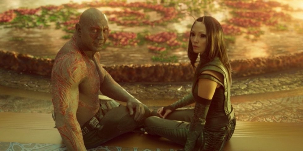 James Gunn teaser mulig Guardians of the Galaxy spin-off