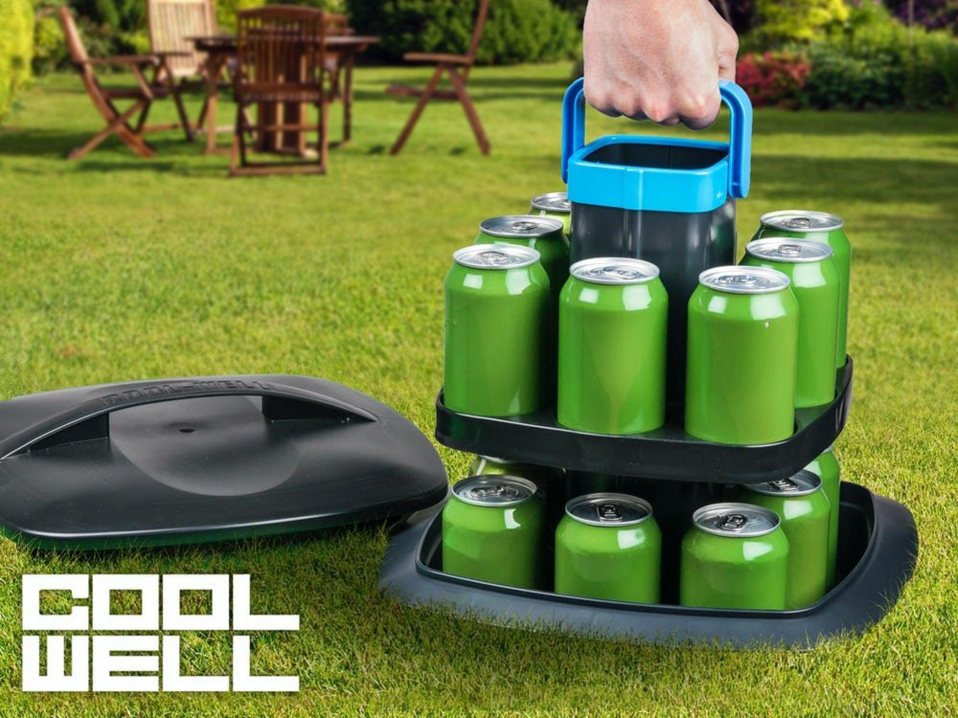 Cool Well Ølbrønd: Den perfekte gadget til en grillaften