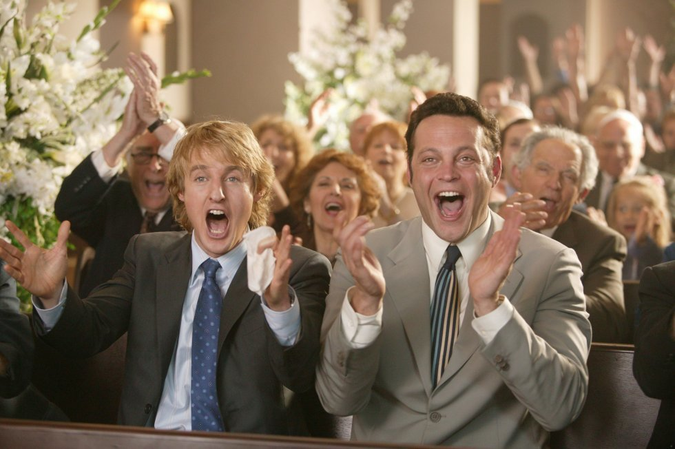 Owen Wilson og Vince Vaughn er begyndt at snakke seriøst om en Wedding Crashers 2