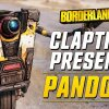 Borderlands 3 - Claptrap Presents: Pandora [International] - Borderlands 3 skyder gang i optakten til lancering med animeret miniserie