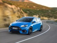 Så fed er den nye Focus RS