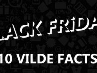 10 vilde facts om Black Friday