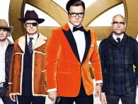 'Kingsman 2: The Golden Circle' er god - men MEGET gøglet