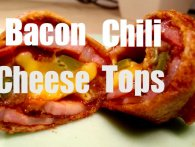 Opskrift: Bacon Chili Cheese Tops