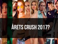 Stem på Årets Crush 2017!