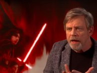 Mark Hamill er ikke tilfreds med Luke Skywalker i The Last Jedi