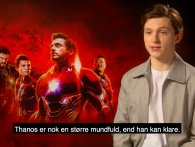 Avengers-Interview med Tom Holland: