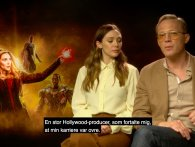 Avengers-Interview med Paul Bettany aka. Vision: