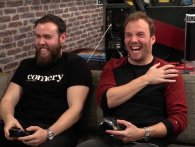 Interview med Simon Talbot: Kan man interviewe, mens man gamer?