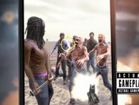 The Walking Dead lancerer Pokemon Go-lignende zombiespil