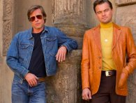 DiCaprio deler første billede fra ny Tarantino-film: Once Upon a Time in Hollywood
