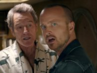 Aaron Paul opdager, at Bryan Cranston stadig bor i sin Breaking Bad-autocamper