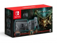 Nintendo Switch Diablo III Eternal Collection bundle