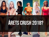 Stem på Årets Crush 2018!