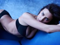Irina Shayk i 'The Perfect Bra Book'
