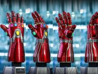 Hot Toys løfter sløret for lifesize Iron Man Nano Guantlet