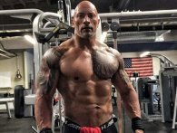 The Rock deler sit seneste vanvittige cheat-meal