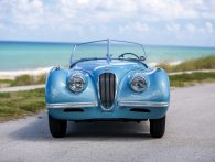 Retroslæde: 1949 Jaguar XK 120 Alloy Roadster
