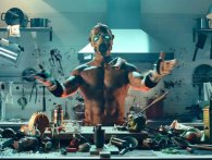 Borderlands bringer Psycho til live i live-action reklamespoofs