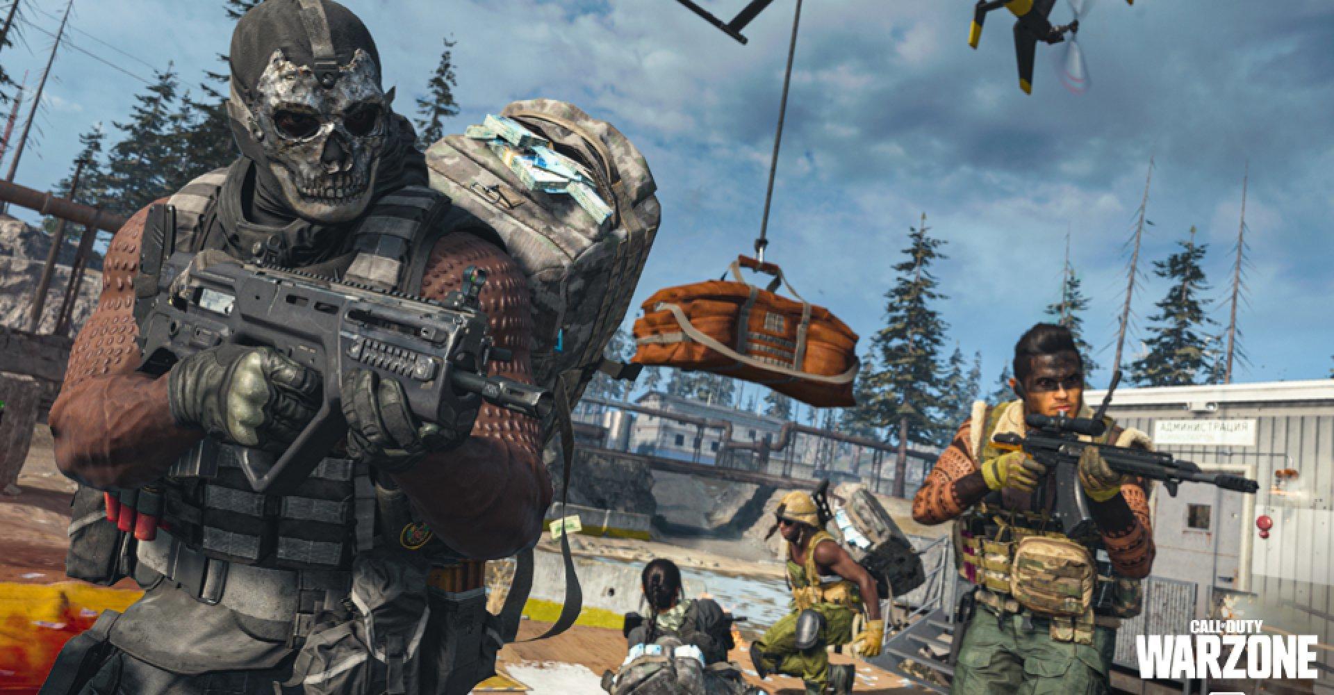 Warzone rammer 6 millioner spillere på 24...